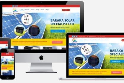 Baraka Solar Specialist